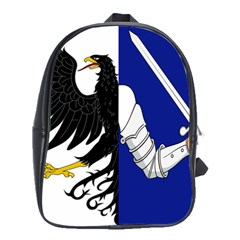 Flag of Connacht School Bags(Large)