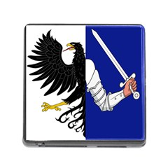 Flag of Connacht Memory Card Reader (Square)