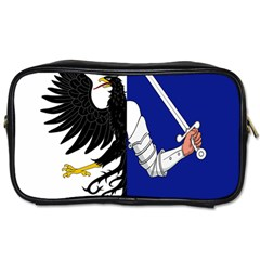 Flag of Connacht Toiletries Bags