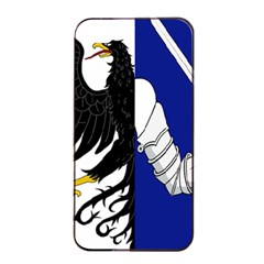 Flag of Connacht Apple iPhone 4/4s Seamless Case (Black)