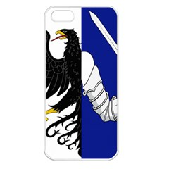 Flag of Connacht Apple iPhone 5 Seamless Case (White)