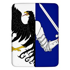 Flag of Connacht Samsung Galaxy Tab 3 (10.1 ) P5200 Hardshell Case