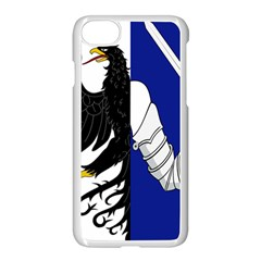 Flag of Connacht Apple iPhone 7 Seamless Case (White)