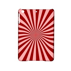 Sun Background Optics Channel Red iPad Mini 2 Hardshell Cases