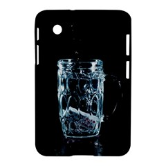 Glass Water Liquid Background Samsung Galaxy Tab 2 (7 ) P3100 Hardshell Case