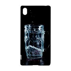 Glass Water Liquid Background Sony Xperia Z3+