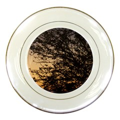 Arizona Sunset Porcelain Plates