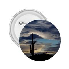 Cactus Sunset 2.25  Buttons