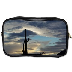 Cactus Sunset Toiletries Bags
