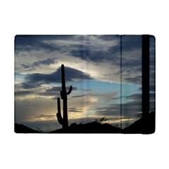 Cactus Sunset iPad Mini 2 Flip Cases
