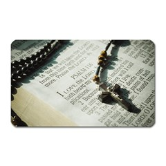 I love The Lord Magnet (Rectangular)