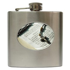 I Love The Lord Hip Flask (6 Oz)