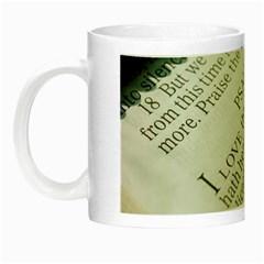 I love The Lord Night Luminous Mugs