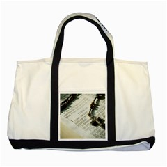 I love The Lord Two Tone Tote Bag