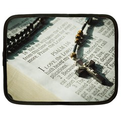 I love The Lord Netbook Case (Large)