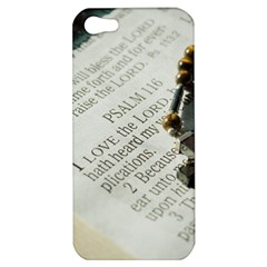 I love The Lord Apple iPhone 5 Hardshell Case