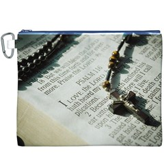 I love The Lord Canvas Cosmetic Bag (XXXL)