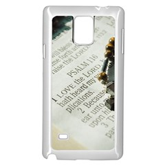 I love The Lord Samsung Galaxy Note 4 Case (White)