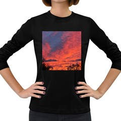 Arizona Sky Women s Long Sleeve Dark T-Shirts