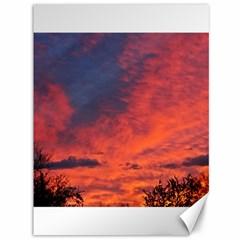 Arizona Sky Canvas 36  x 48