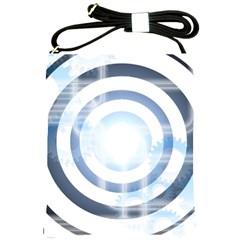 Center Centered Gears Visor Target Shoulder Sling Bags