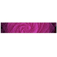 Purple Background Scrapbooking Abstract Flano Scarf (Large)
