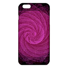 Purple Background Scrapbooking Abstract iPhone 6 Plus/6S Plus TPU Case