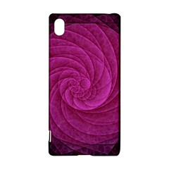 Purple Background Scrapbooking Abstract Sony Xperia Z3+