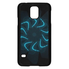Background Abstract Decorative Samsung Galaxy S5 Case (Black)