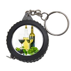 White Wine Red Wine The Bottle Measuring Tapes