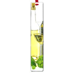 White Wine Red Wine The Bottle Large Book Marks