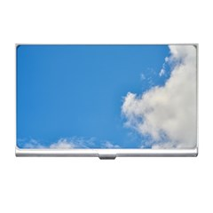 Air Sky Cloud Background Clouds Business Card Holders