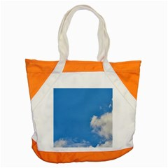Air Sky Cloud Background Clouds Accent Tote Bag