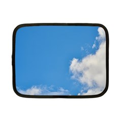 Air Sky Cloud Background Clouds Netbook Case (Small)