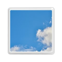 Air Sky Cloud Background Clouds Memory Card Reader (Square)