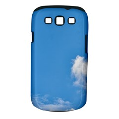 Air Sky Cloud Background Clouds Samsung Galaxy S III Classic Hardshell Case (PC+Silicone)