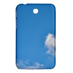 Air Sky Cloud Background Clouds Samsung Galaxy Tab 3 (7 ) P3200 Hardshell Case