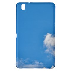 Air Sky Cloud Background Clouds Samsung Galaxy Tab Pro 8.4 Hardshell Case