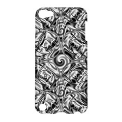 Gray Scale Pattern Tile Design Apple iPod Touch 5 Hardshell Case