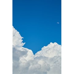 Sky Clouds Blue White Weather Air 5.5  x 8.5  Notebooks