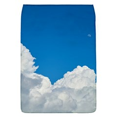 Sky Clouds Blue White Weather Air Flap Covers (S)