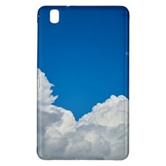 Sky Clouds Blue White Weather Air Samsung Galaxy Tab Pro 8.4 Hardshell Case