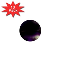 The Northern Lights Nature 1  Mini Magnet (10 pack)