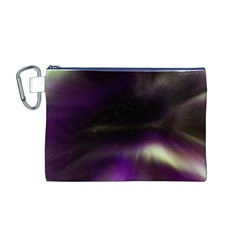 The Northern Lights Nature Canvas Cosmetic Bag (M)