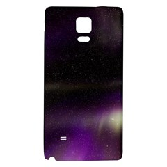 The Northern Lights Nature Galaxy Note 4 Back Case