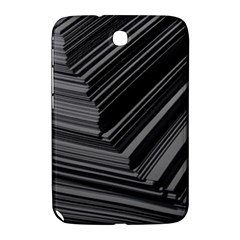 Paper Low Key A4 Studio Lines Samsung Galaxy Note 8.0 N5100 Hardshell Case