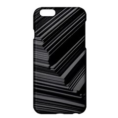 Paper Low Key A4 Studio Lines Apple iPhone 6 Plus/6S Plus Hardshell Case