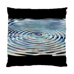 Wave Concentric Waves Circles Water Standard Cushion Case (Two Sides)