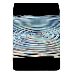 Wave Concentric Waves Circles Water Flap Covers (L)