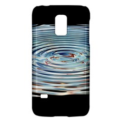 Wave Concentric Waves Circles Water Galaxy S5 Mini